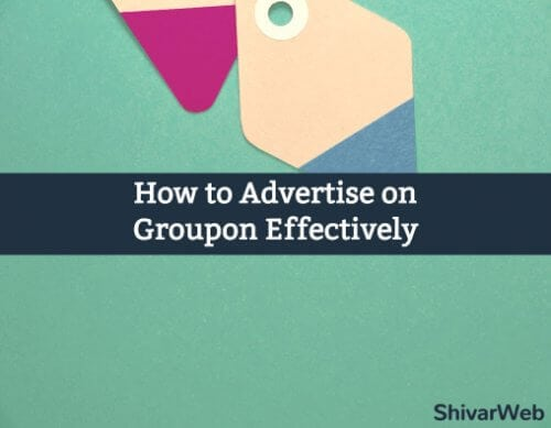 How To Advertise on Groupon