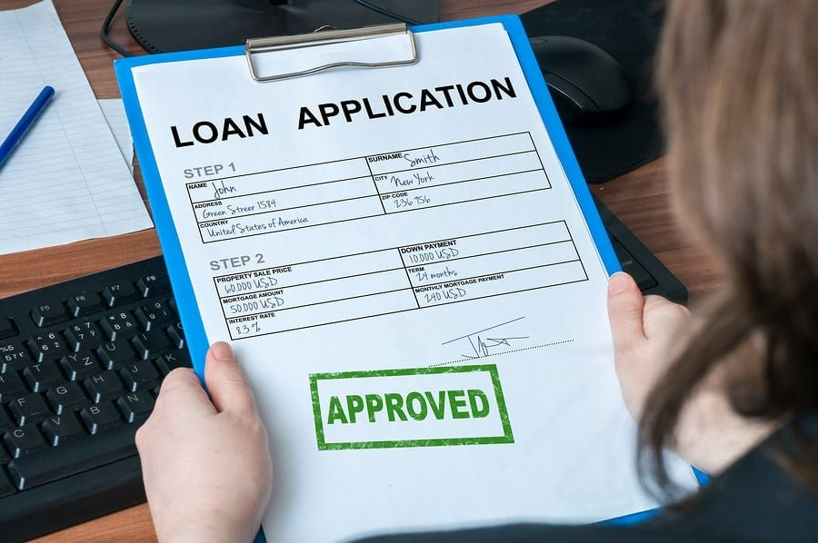 Improve Business Loan Application