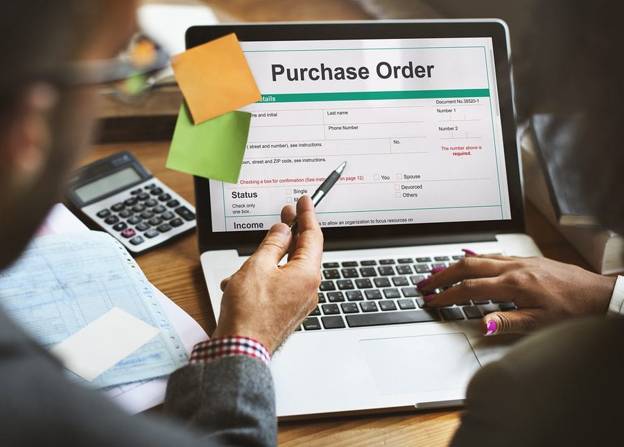 purchase order financing po financing