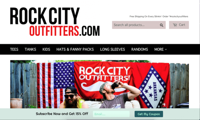 Rock City Outfitters