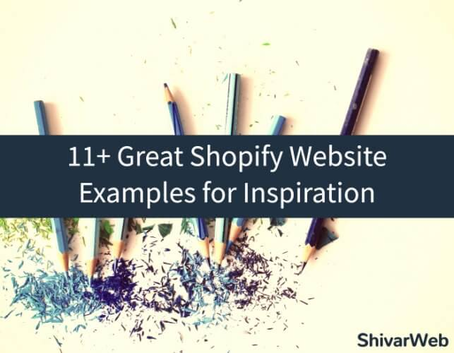 Shopify Examples