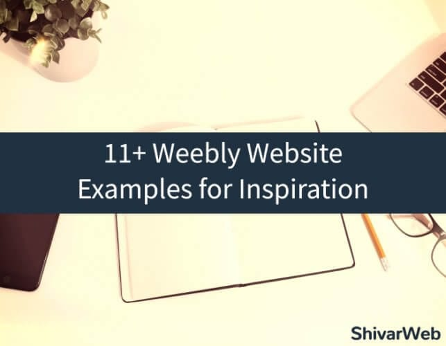 Weebly Website Examples (1)