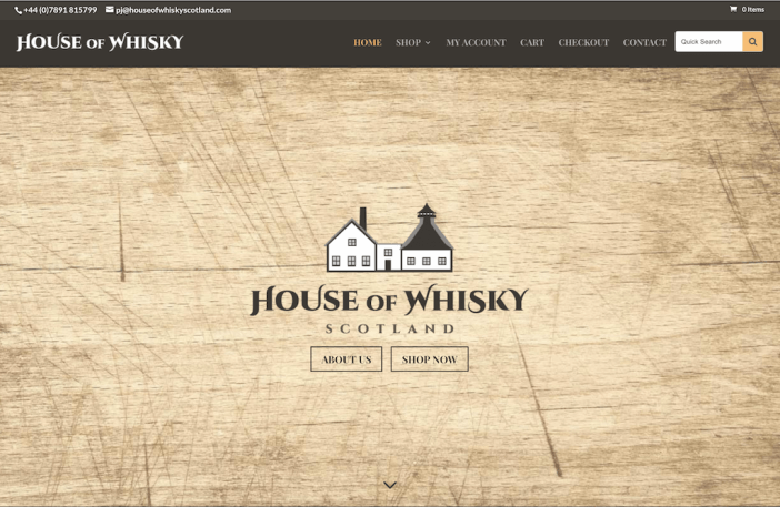 House of Whisky