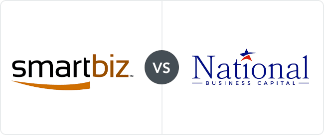Smartbiz vs National Business Capital