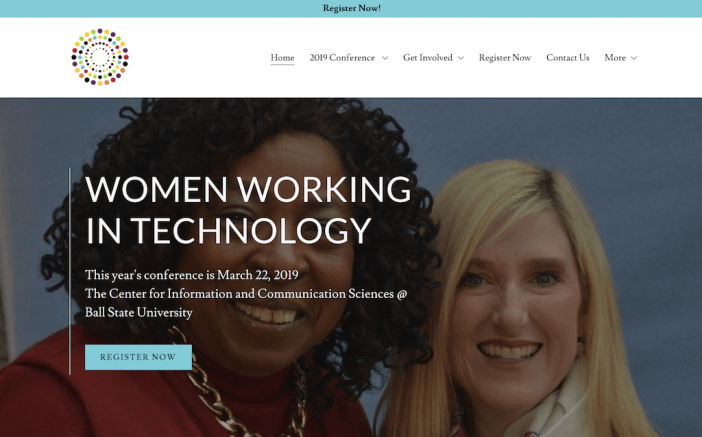 Women Working in Technology