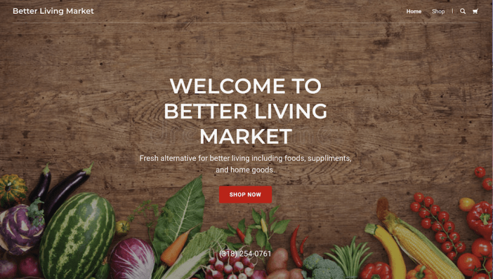 Better Living Market