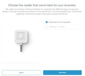 Free Square Reader