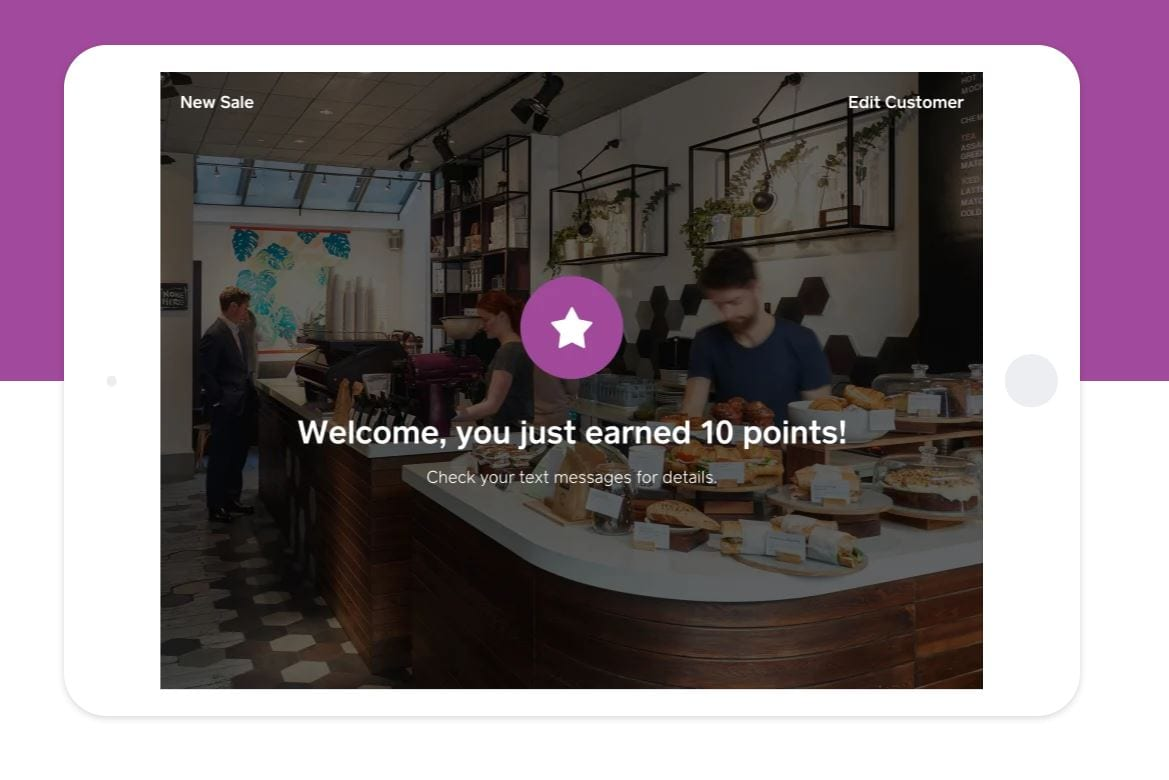 Square Customer Loyalty Program