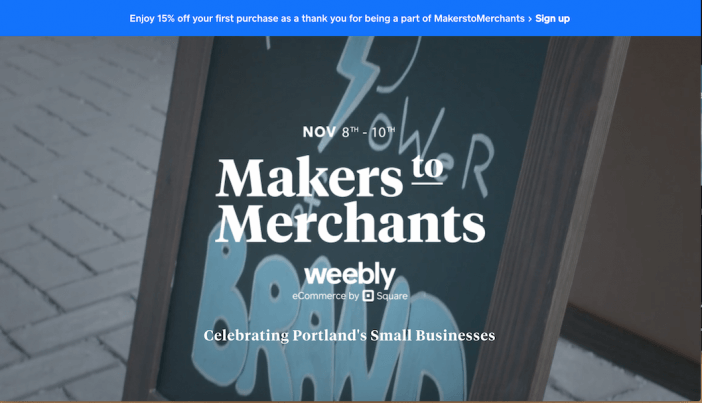 Makers to Merchants