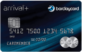 Barclays Arrival Plus World Elite Mastercard
